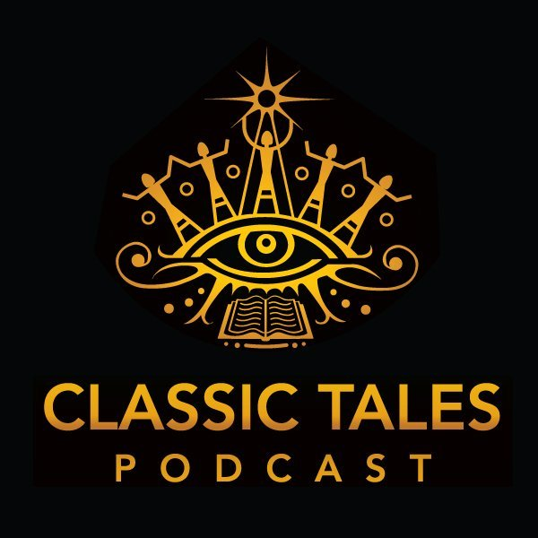 classic tales podcast logo and name